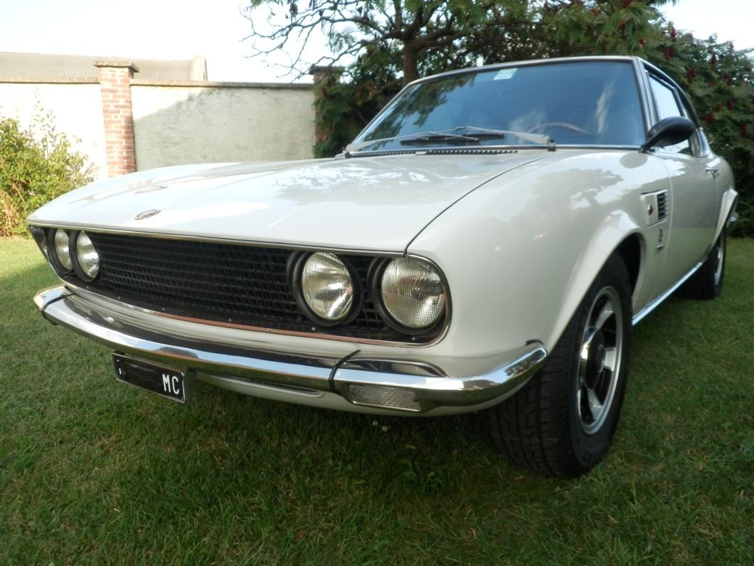 Fiat Dino 2400 coupè SOLD U.K. now Florida USA