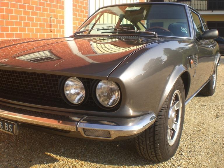 Fiat Dino coupè 2400 SOLD Italia ,U.K. now New Zeland