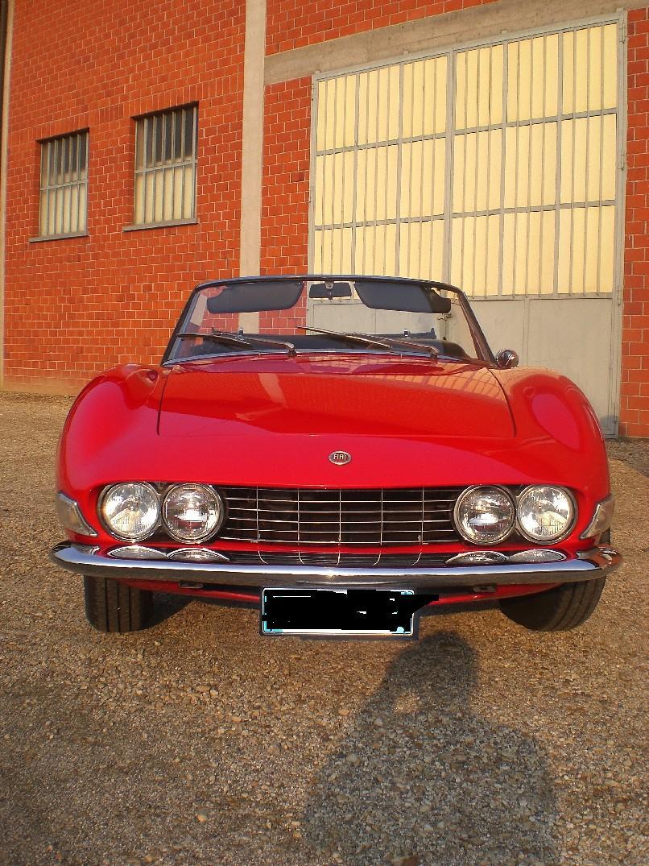 Fiat Dino spider 2000 1^ serie SOLD Italia