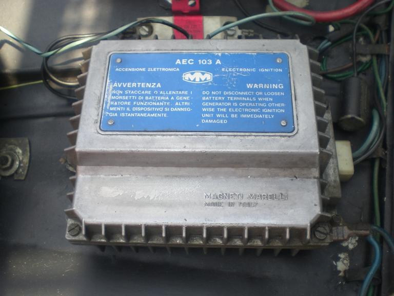Fiat Dino 2400 coupè SOLD Italia