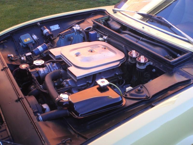 Fiat Dino coupè 2400 SOLD France