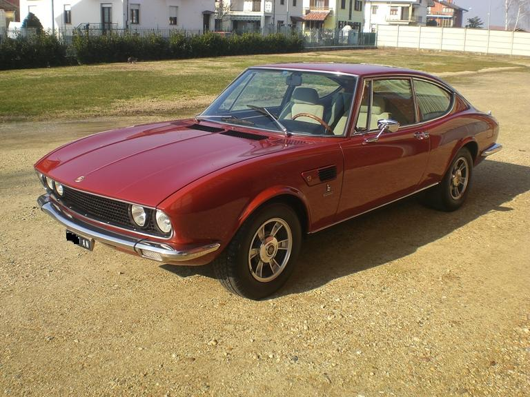Fiat Dino 2400 coupè SOLD Norway