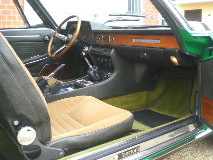 Fiat Dino coupè 2400 SOLD Italia