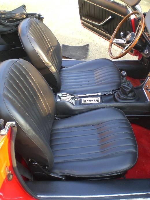 Fiat Dino spider 2000 SOLD Italia