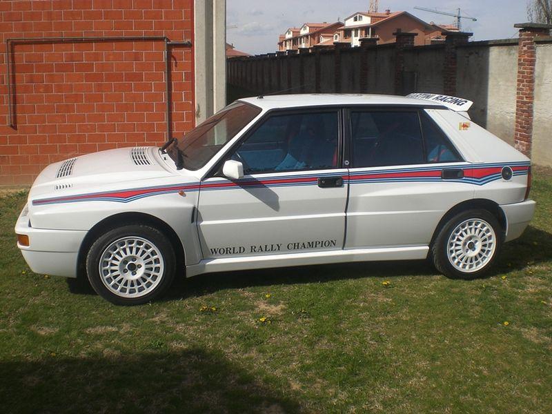 Lancia Delta Martini 6 SOLD Italia