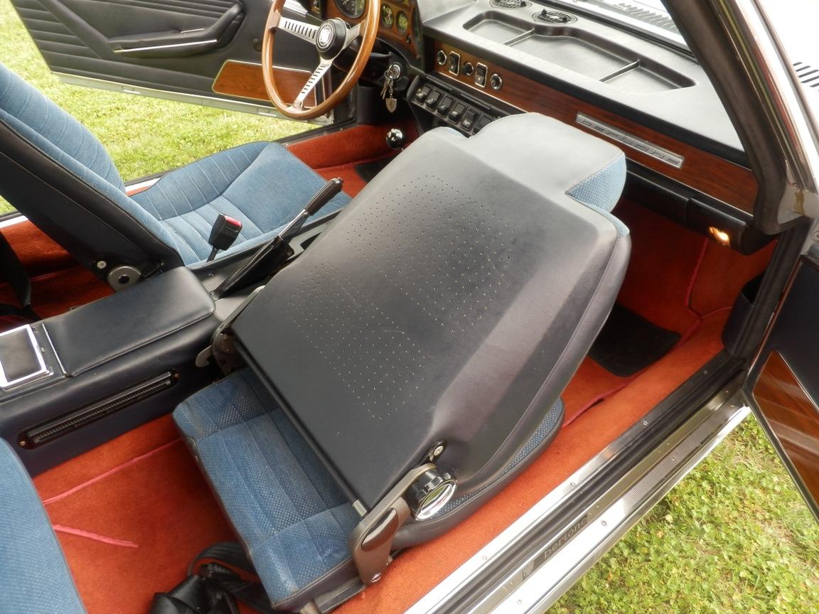 Fiat Dino 2400 coupè bellissima SOLD Switzerland