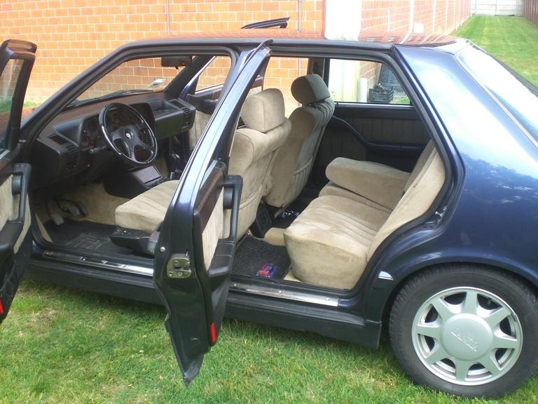 Lancia Thema LX turbo 16 valvole seconda serie SOLD Italia