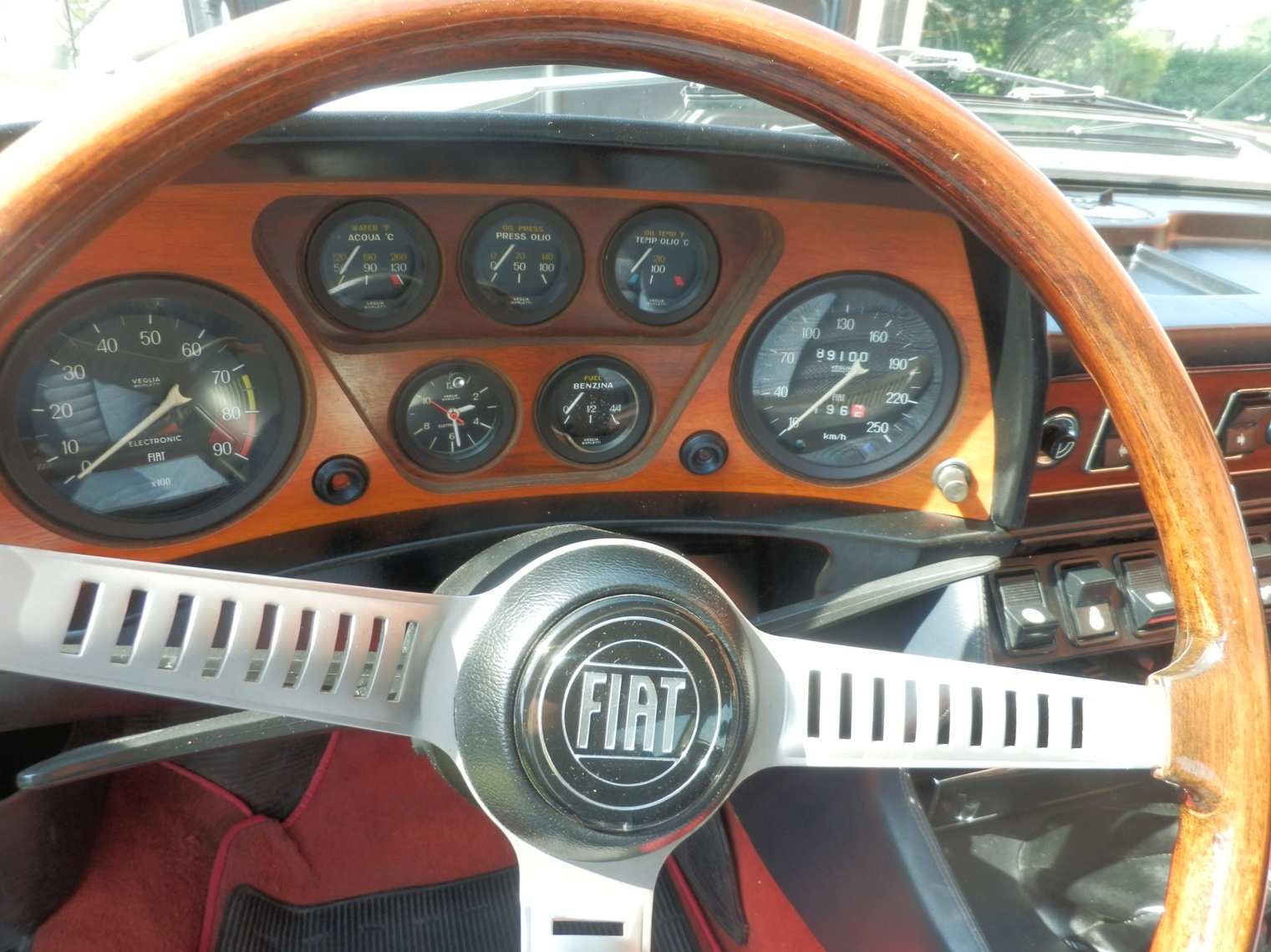 Fiat Dino coupè 2400 top conditions