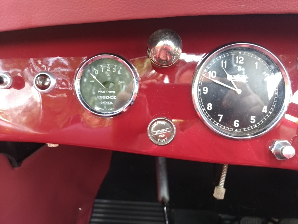 Lancia Augusta Belna cabriolet Paul Nèe SOLD Italia