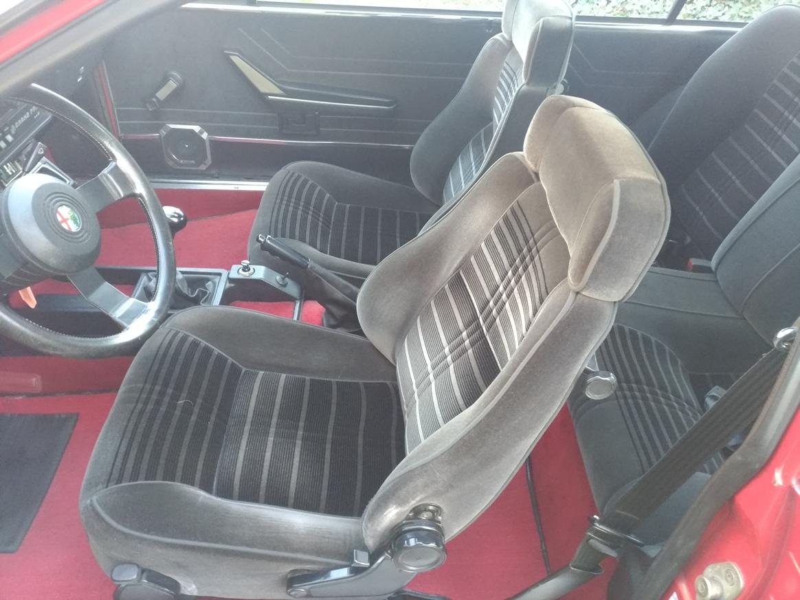 Alfa Romeo GTV 2000 Grand Prix