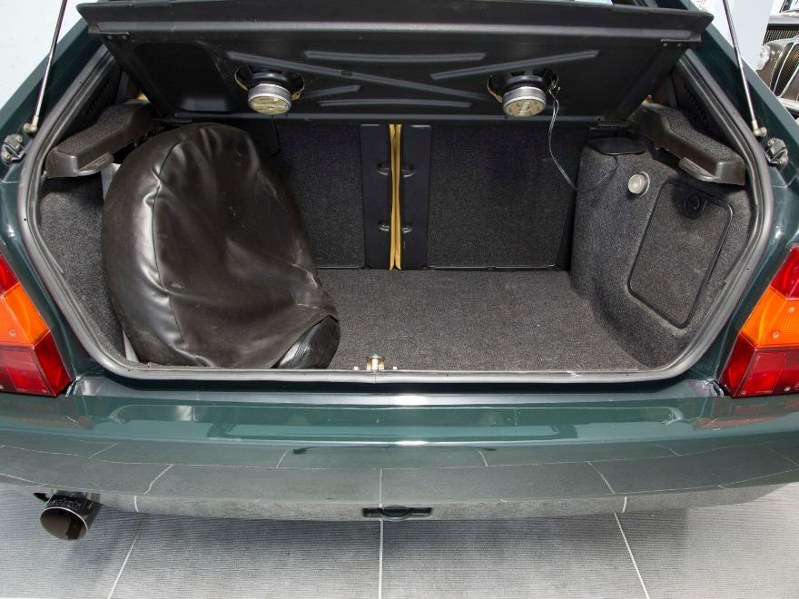 Lancia Delta Evo Verde York