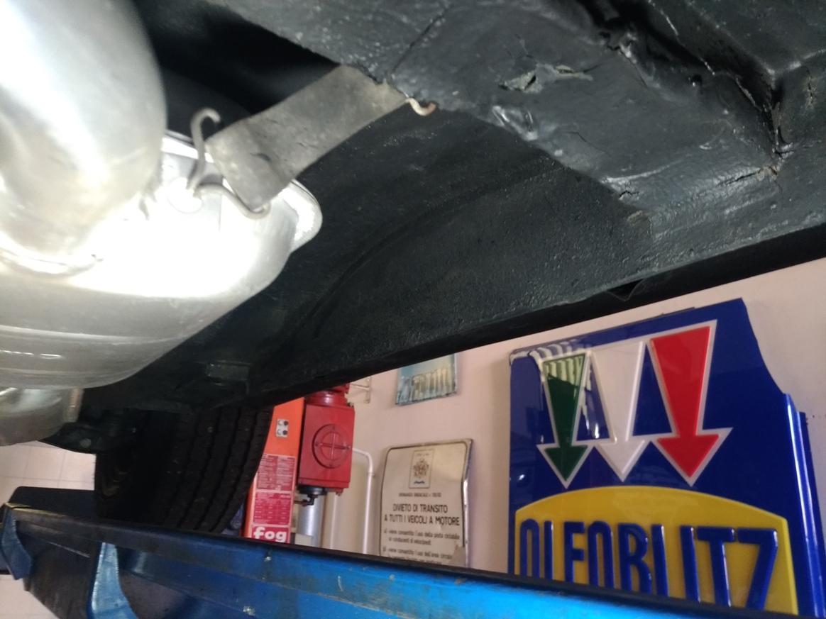 Fiat Dino 2400 coupè nocciola metallizzato